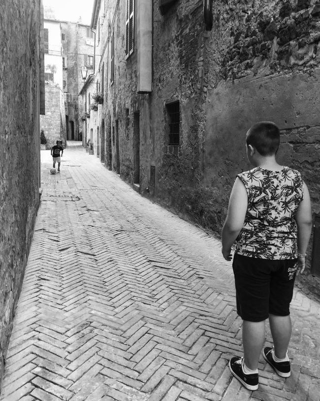 Soccer Football Streetphoto_bw Bw_collection Streetphotography EyeEm Best Shots Tuscany Monochrome Blackandwhite EyeEm Best Shots - Black + White