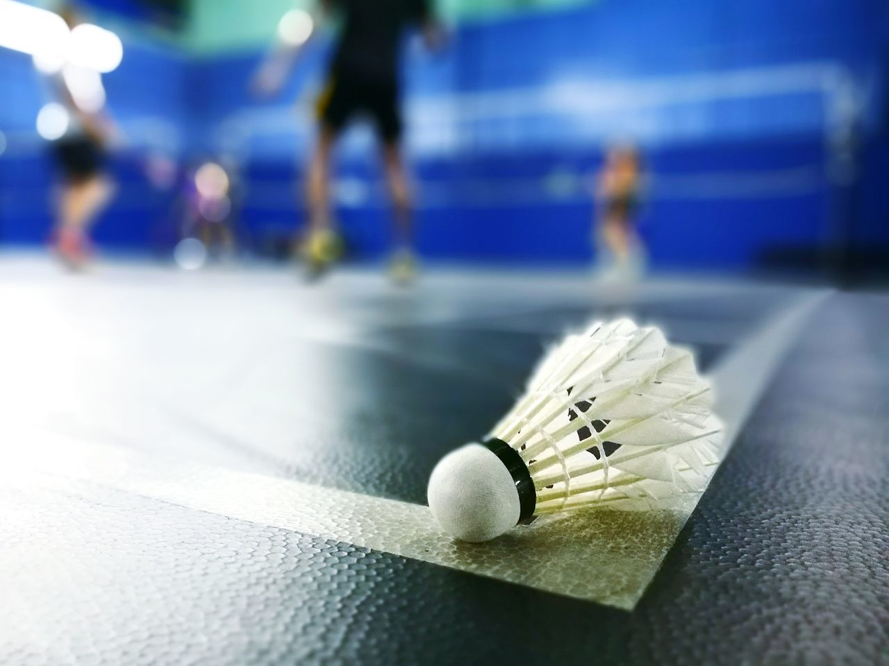 Badminton Lover Badmintontime Badminton Court Badminton Badminton Ball Sports Focus On Foreground Incidental People Close-up Sports Photography SportsPhotographer Malaysia Malaysian Colorful Color