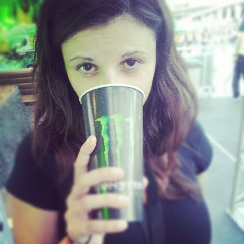 Fueled by Monster at GOM2012