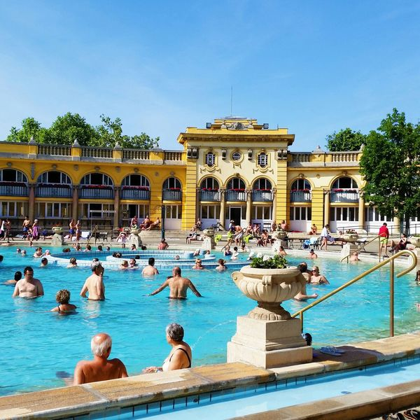 My Hobby Travelling Travelling Photography Snapshots Of Life Thermal Bath Thermal Pool Spring Nature Open Edit Budapest hungary The Great Outdoors - 2015 EyeEm Awards Live For The Story