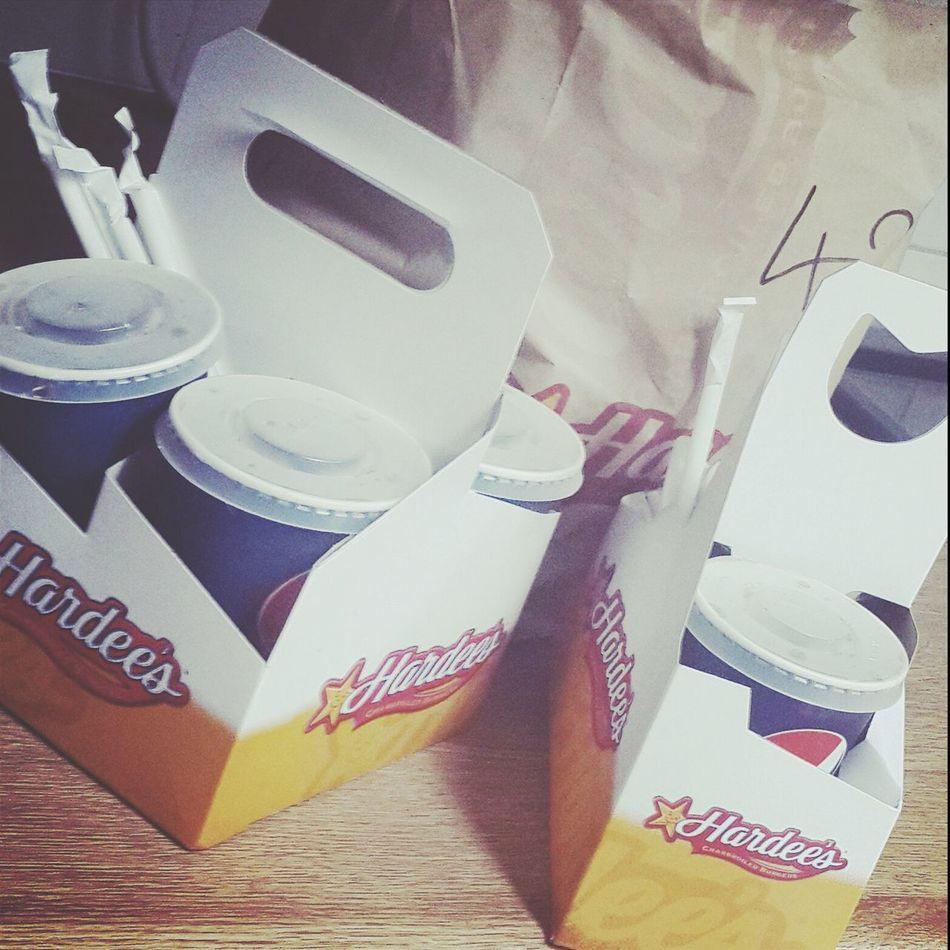 Hardees Dinner ♥