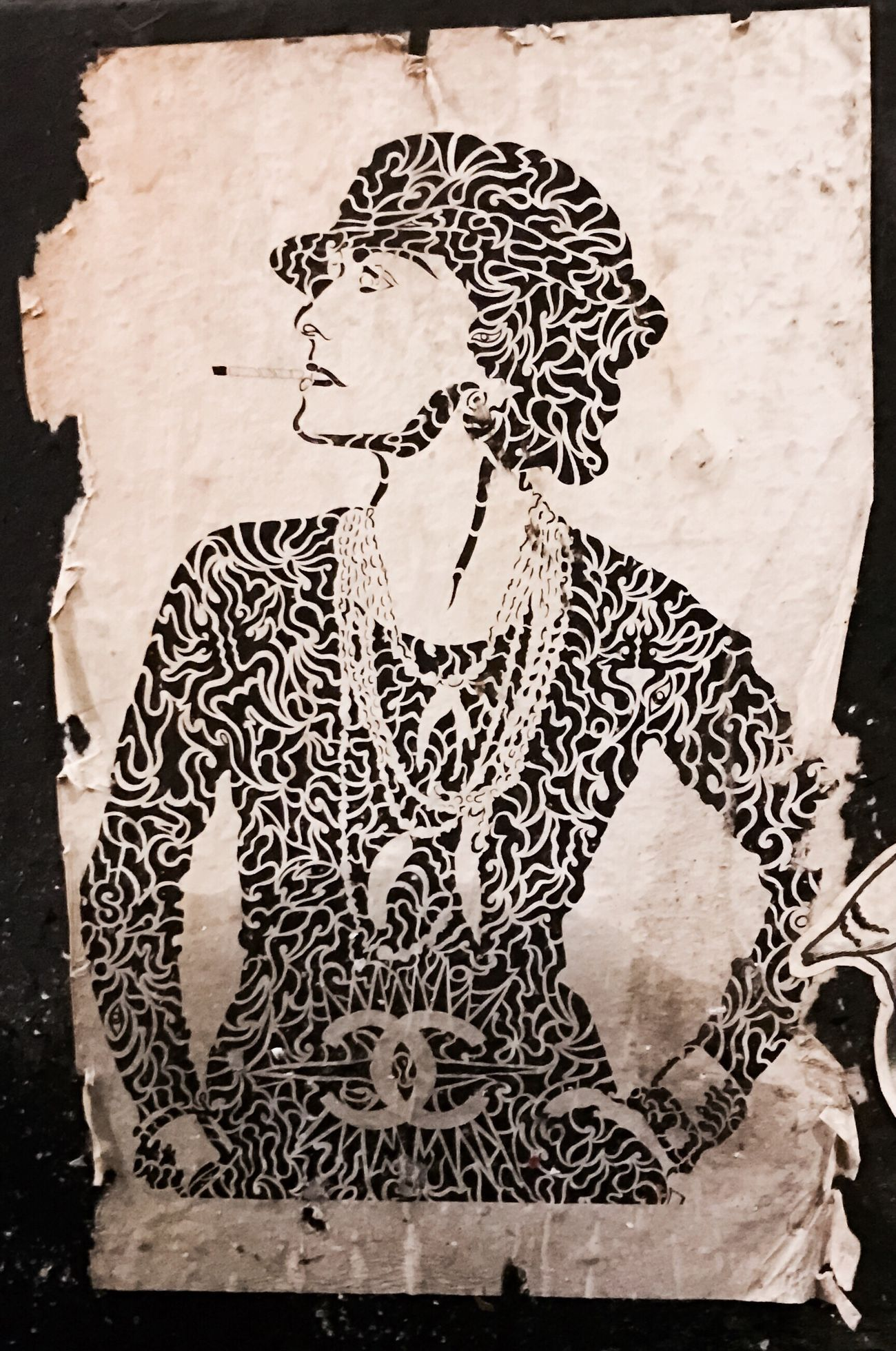 #GabrielleBonheur #Coco #Chanel #manhattan #nyc #fall2016 #timyoungiphoneography