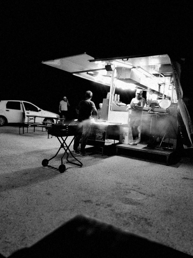 Streetfood moment