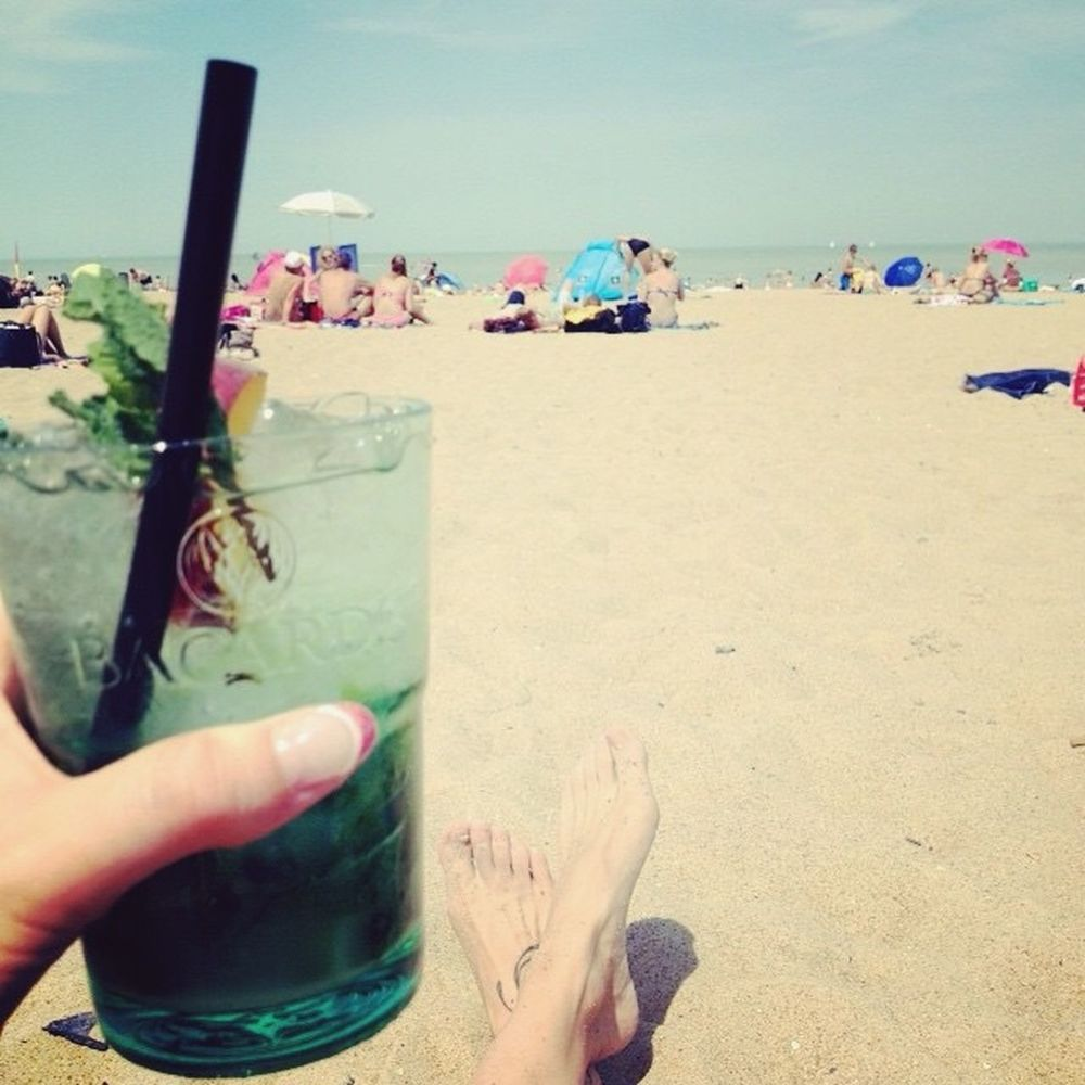 Barefoot Sea Virgin Mojito Sun e Enjoy Life