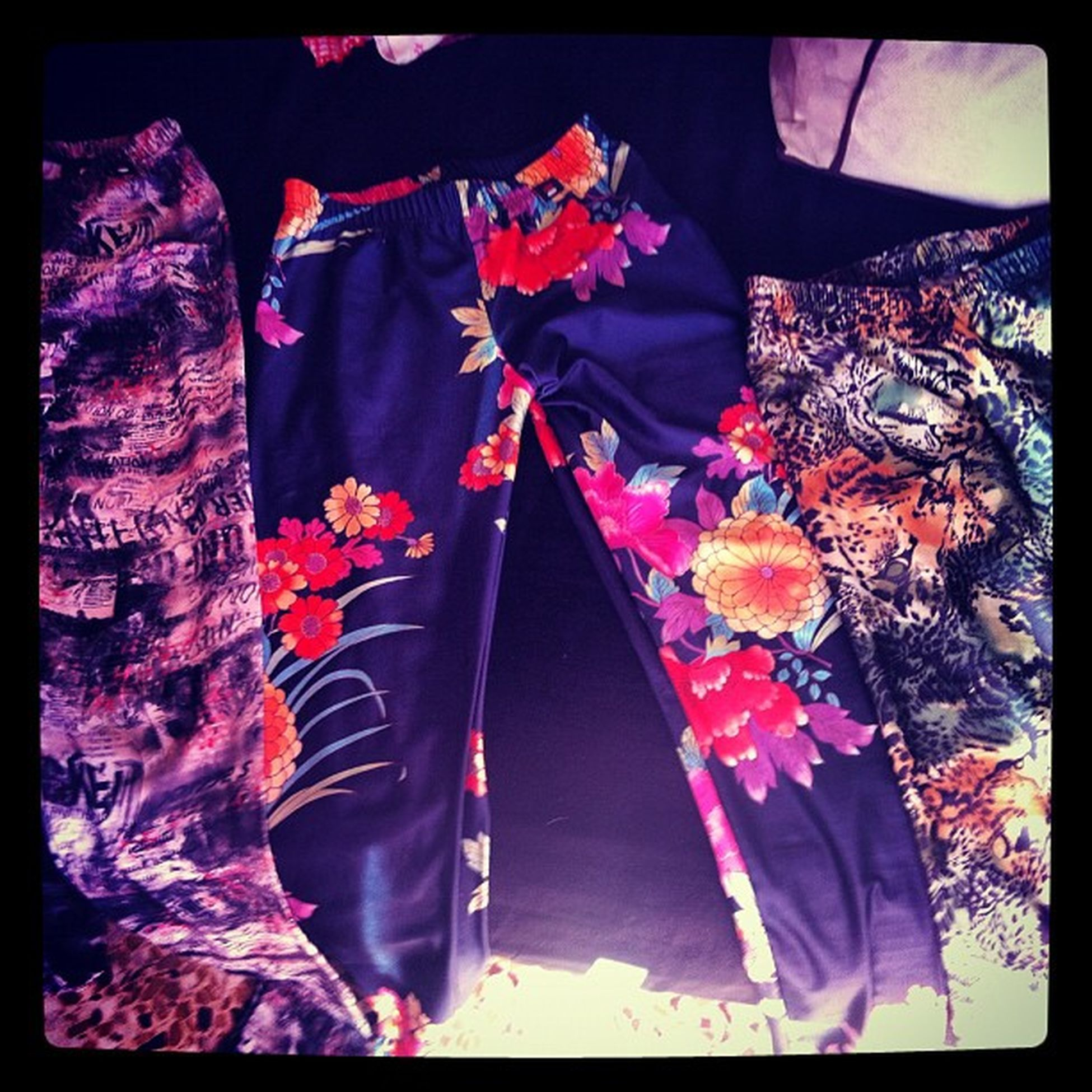 Oggi quali metto???!!!??? Fravtorino Frav pantacollant Clothes colors legs fashion tights