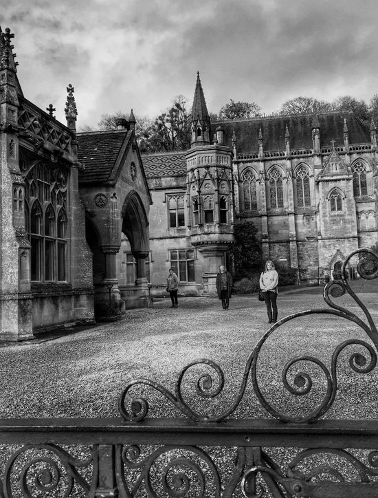 Ghostly mansion From My Point Of View Nationaltrust Weekend Activities Hauntedmansion Tyntesfield Ghosts Showcase: November The Architect - 2017 EyeEm Awards