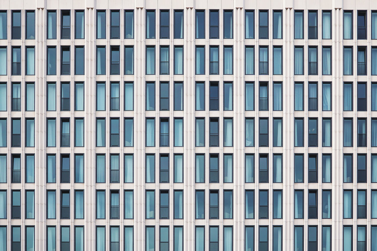 Architecture Berlin Building Built Structure City Day Façade Facades Façade Germany Hotel In A Row No People Outdoors Pattern Repetition Side By Side The Architect - 2016 EyeEm Awards