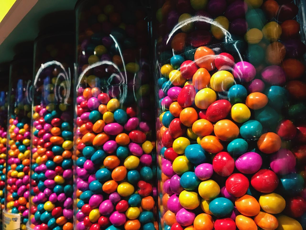 Visual Feast Multi Colored Colorful Variation Choice Large Group Of Objects Abundance No People Sweet Food Indoors  Celebration Candy Close-up Food Day