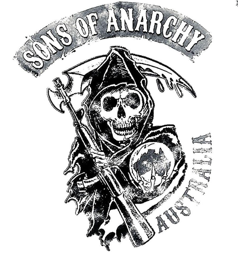 S.o.a. Australia T_shirt S.O.A. T Shirts Tshirt SoA Sonsofanarchy Samcro Tshirtmaniac T Shirt Collection T_shirt Tshirt♡ Sons Of Anarchy Tshirts