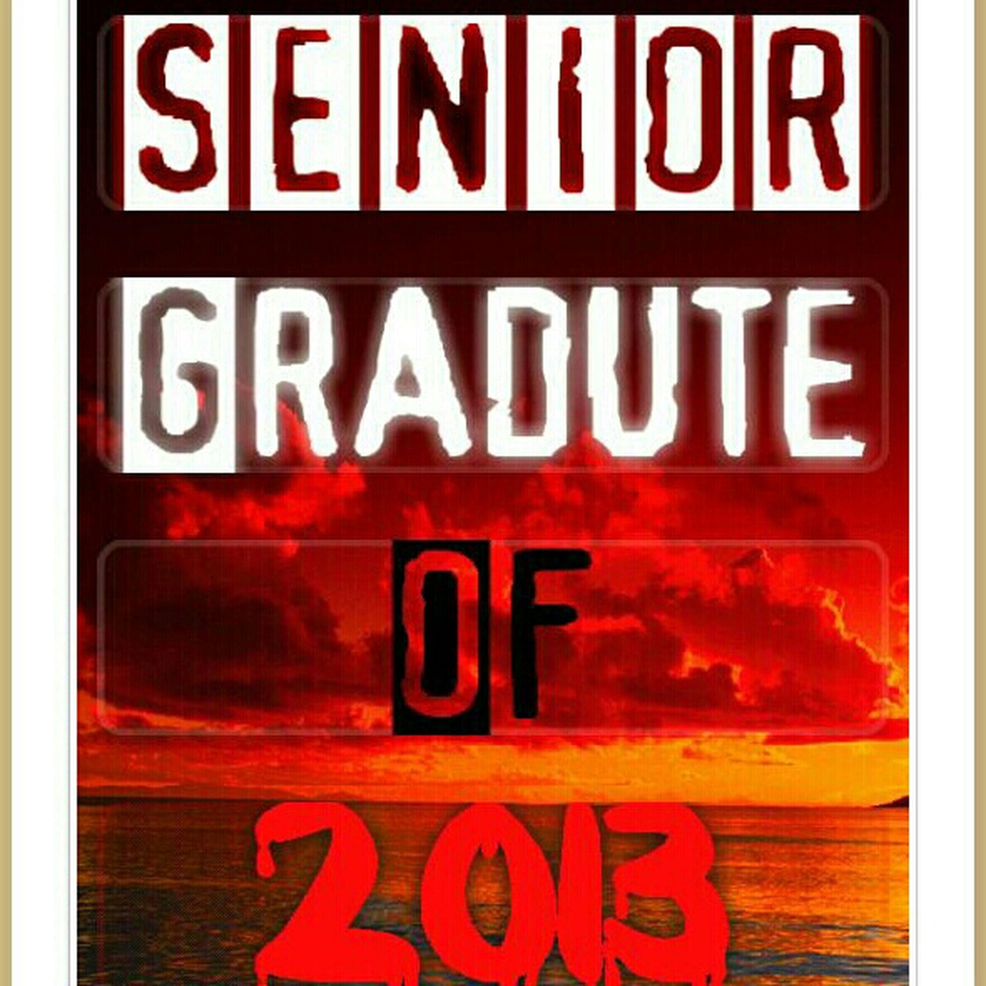 Seniors '13