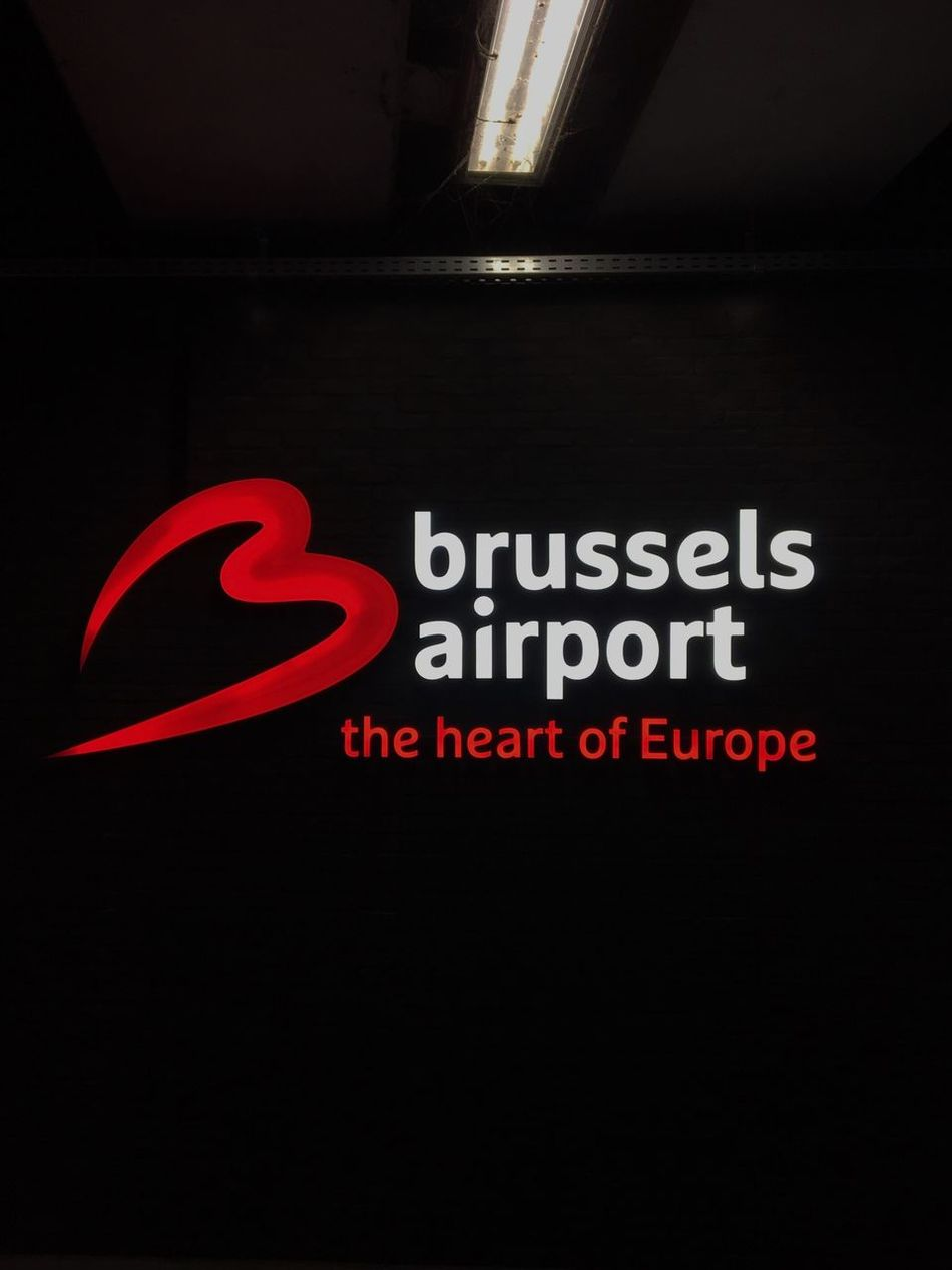 The heart of Europe. Brussels