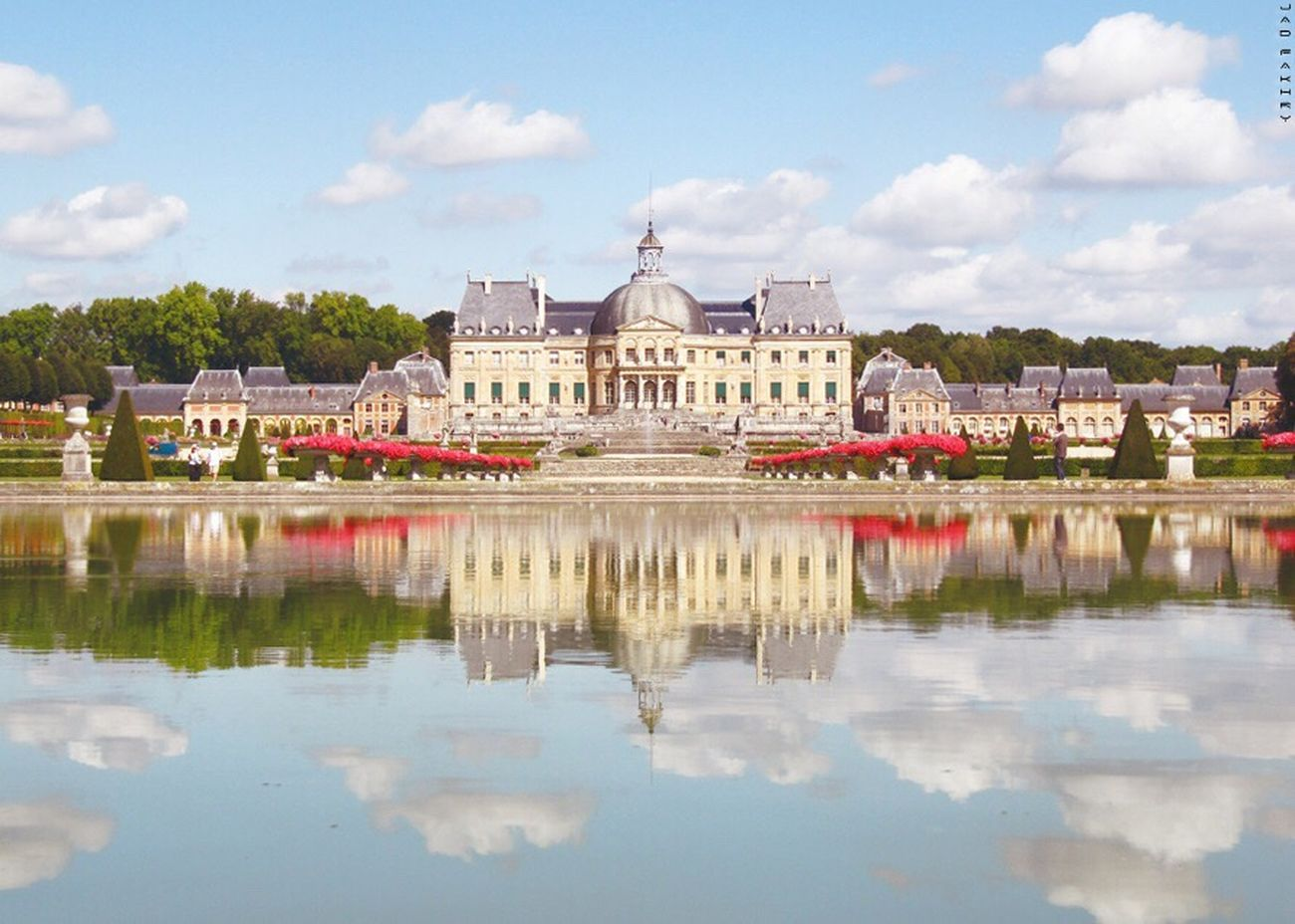 Vaux Le Vicomte France History Tourism Paris Fouquet Louisxiv Maincy Seine Et Marne