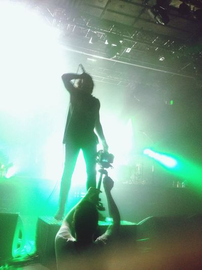 Great Venue Amazing Concert American Dream Tour Bring Me The Horizon