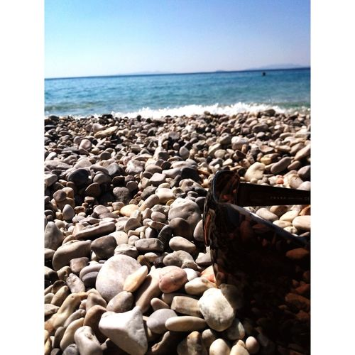 Summer Sea Seaside Greece