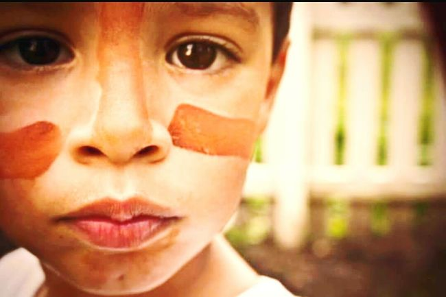 Learn & Shoot: Working To A Brief Where The Wild Things Are War Paint Heritage Kids Being Kids Fun