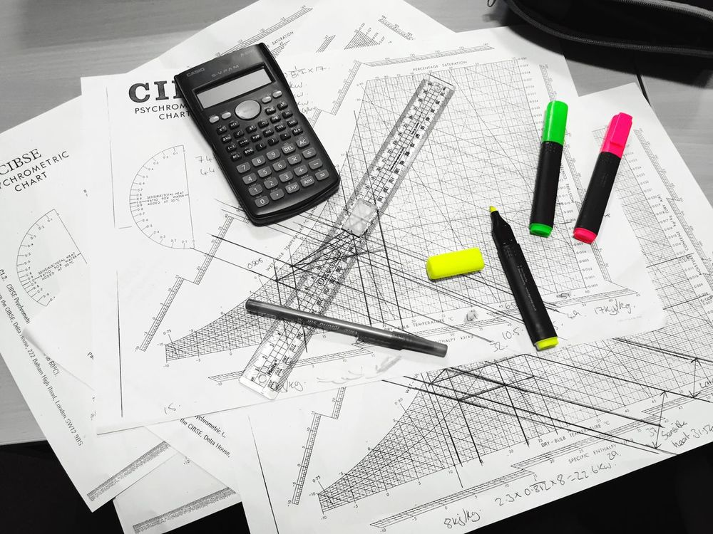 School. Black And White Photography Black And White Desk Blackandwhite Photography Blackandwhite College Graphs Refrigeration Working Hard Ruler Highlights Air Conditioning Design Engineering Learning Thinking Math Maths Science Class Chart Calculator Answers Notes Desks From Above