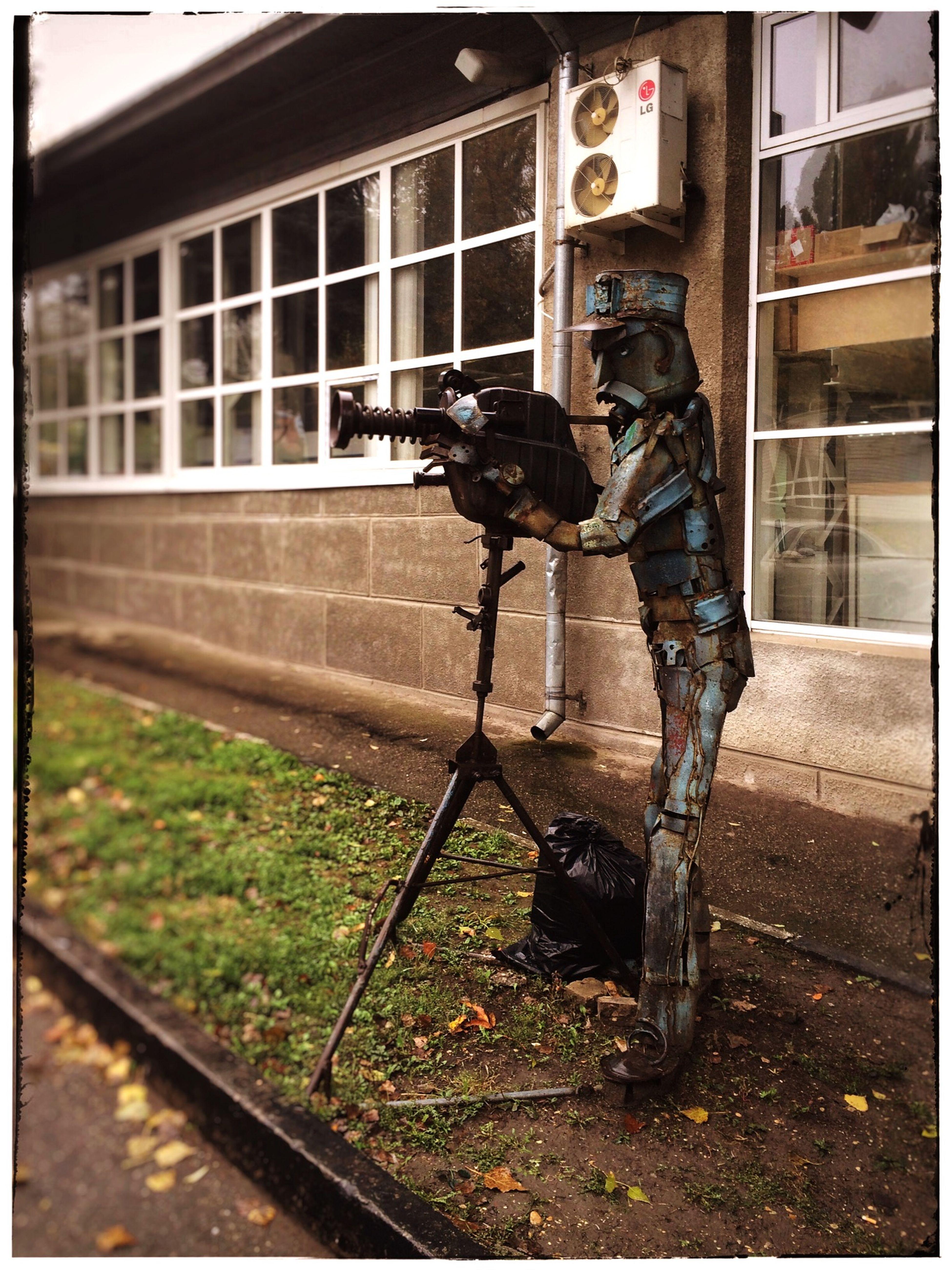 из архива Russia Россия Pyatigorsk Пятигорск Streetphoto Tilt Shift From Archive кинооператор