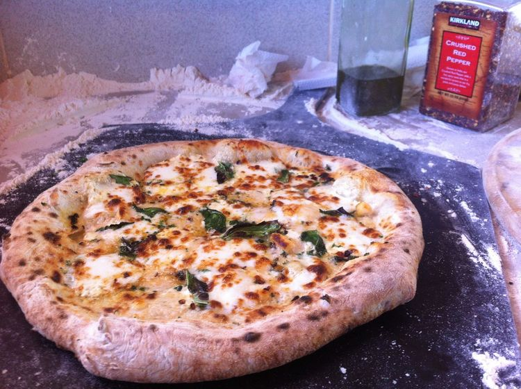 Quattro formagi is going on the menu Thebrickcontessa Pizza Food Food Porn Neapolitanpizza