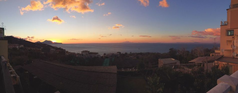 Massalubrense Capri Skyline