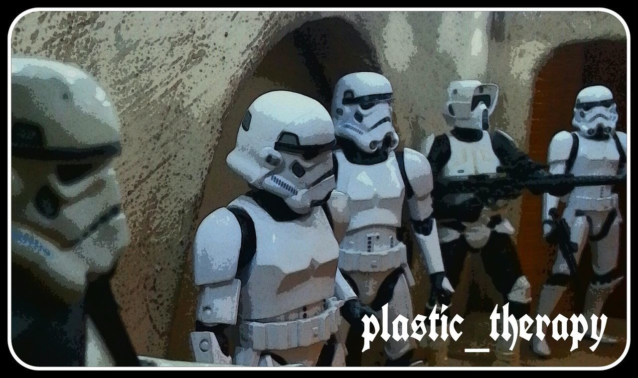 Darkside Imperialtroops Jabbaspalace JoinTheDarkSide Plastictherapy Scouttrooper Stormtroopers Toyphotography