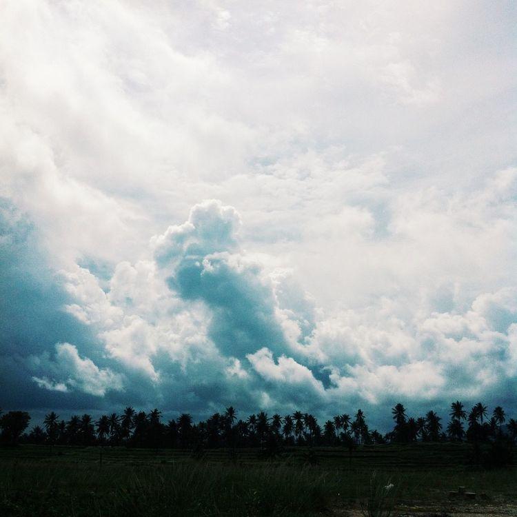 Sky_collection Cloudporn INDONESIA Environment