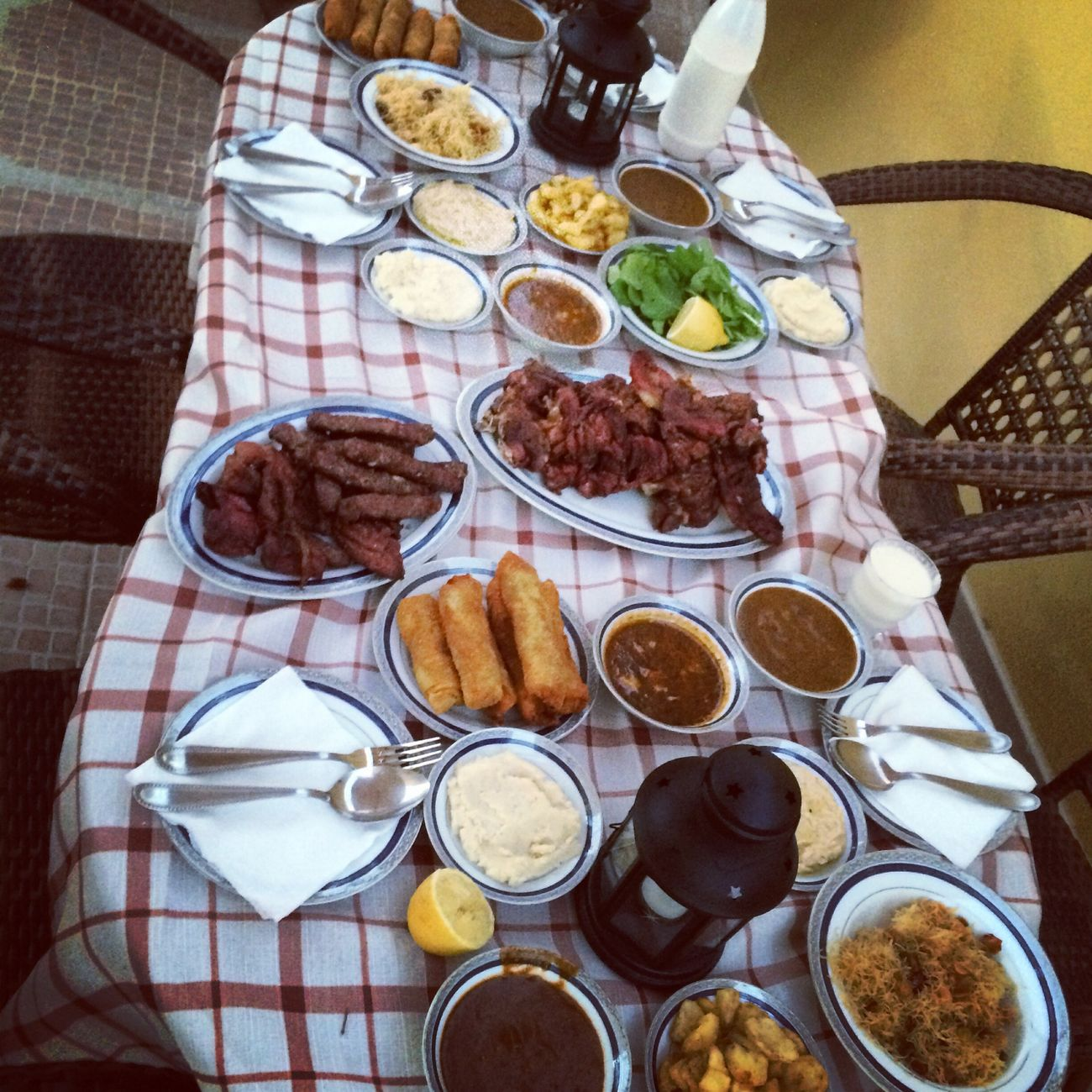 Ramadan  Tripoli Sammer