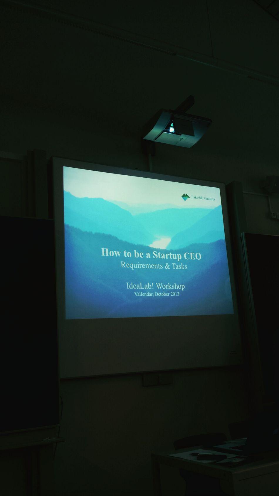 WHU Startup Bitstars IdeaLab #workshop