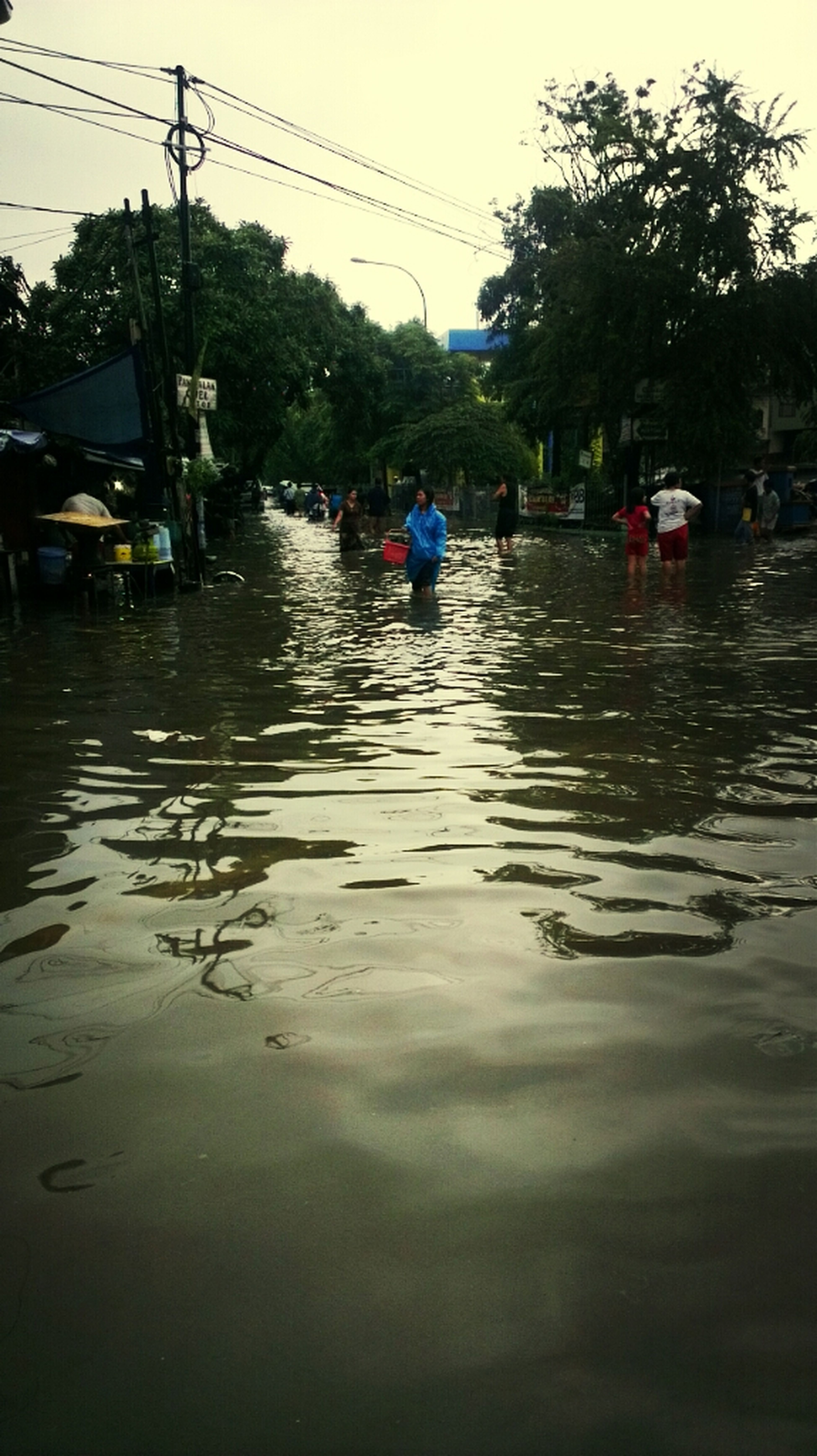 Flood In The Morning