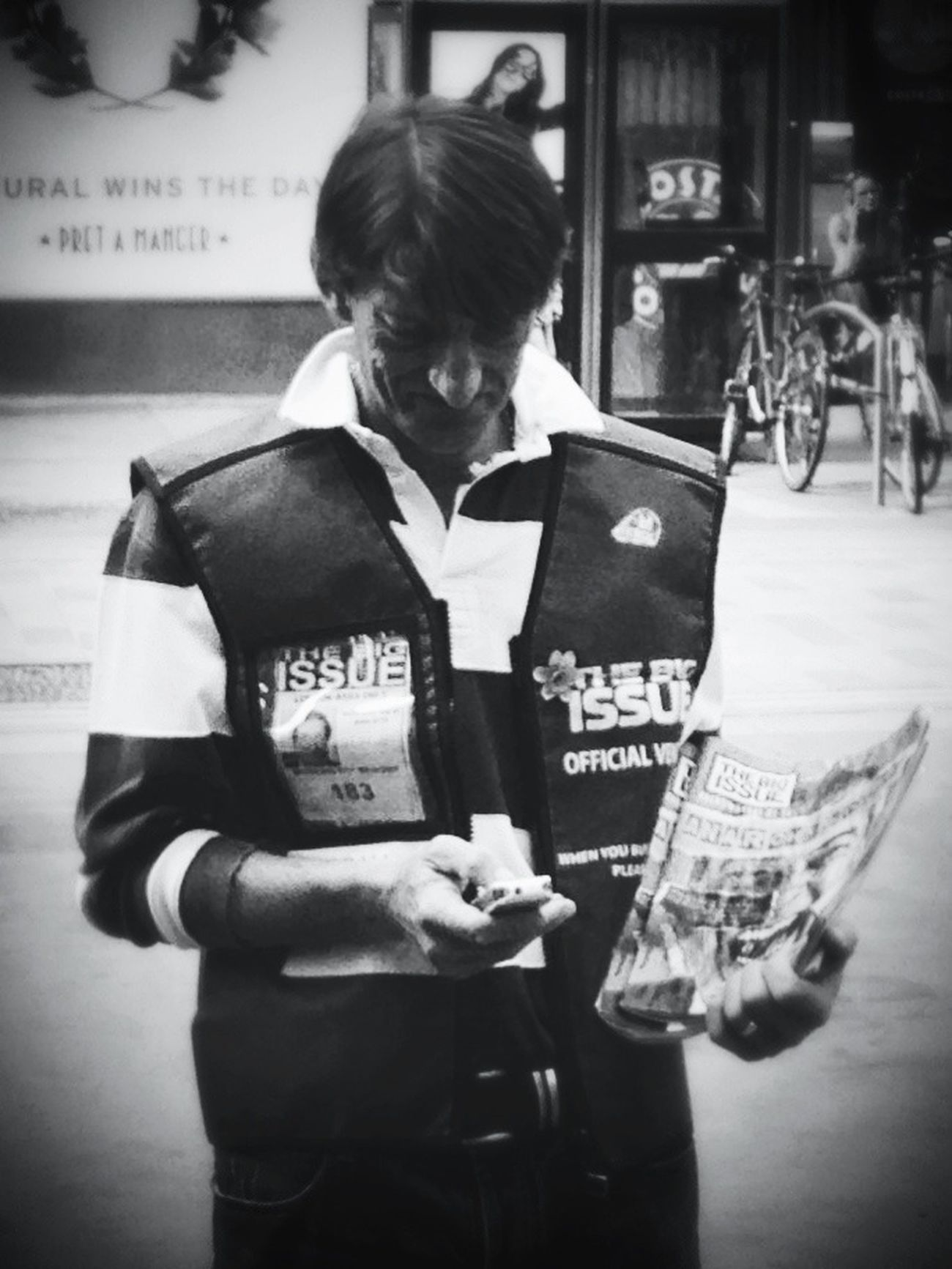 The Big Issue Series