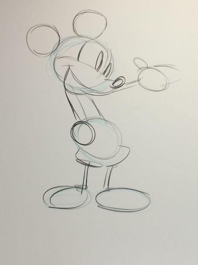 Master Class de Fabrizio Petrossi. Disney Artist Mickey Mouse Disney