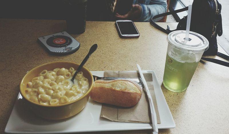 Panera Bread  Yum In My Mouf Mac & Cheese