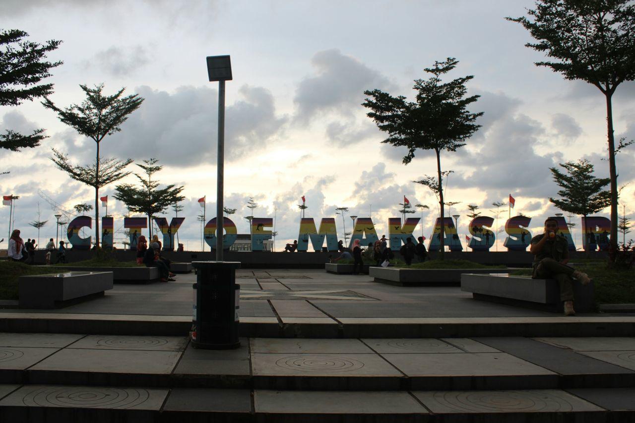 Makassar Travel Destinations Sunlight And Shadow Urban Nature Open Space IndotravellerIndonesiabagus EyeEmNewHere