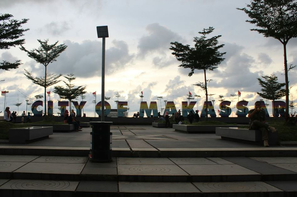 Makassar Travel Destinations Sunlight And Shadow Urban Nature Open Space IndotravellerIndonesiabagus EyeEmNewHere