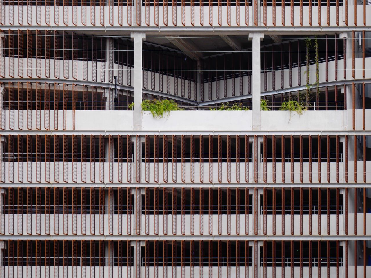 Adapted To The City Architectural Feature Architecture Architecture Architecture_collection Building Exterior Built Structure Close-up Day Full Frame Indoors  Modern No People Pattern Pattern Pieces Pattern, Texture, Shape And Form The Architect - 2017 EyeEm Awards