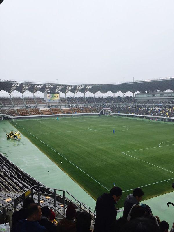 Soccer Halftime JefunitedChiba