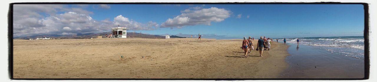 Gran Canaria Enjoying The Sun Enjoying The Sun Panorama