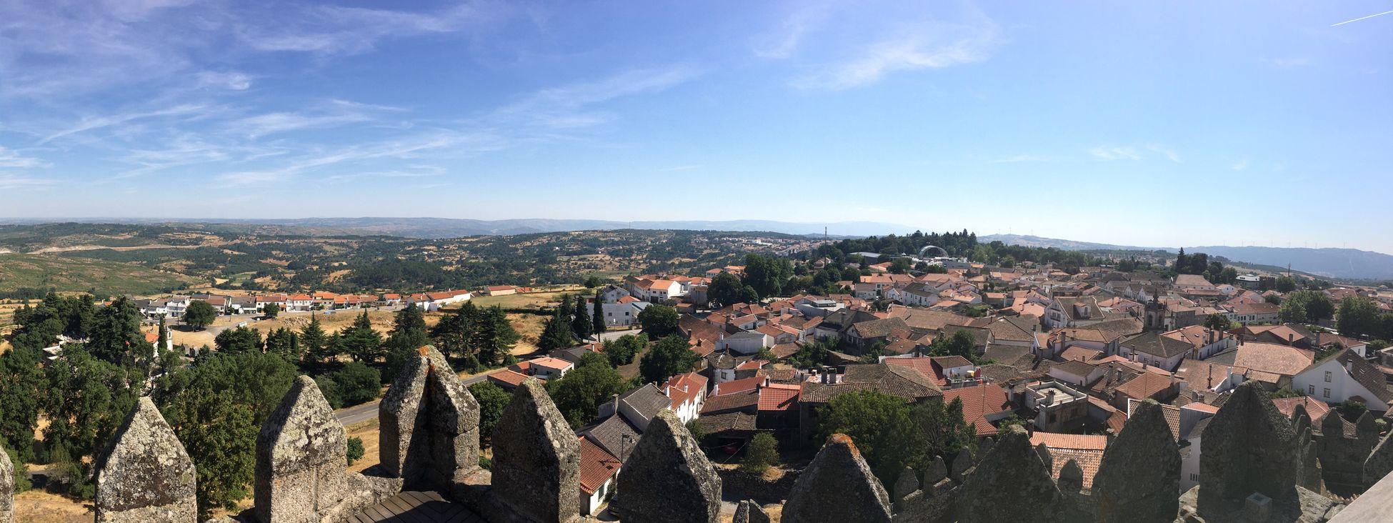 Castle View TrancosoPortugal