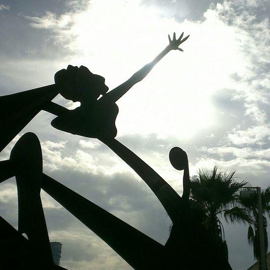 Barcelona #escultura