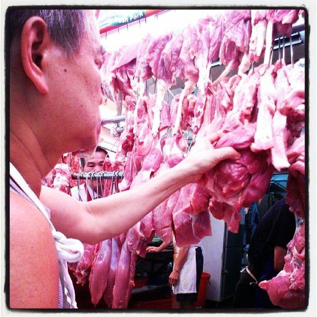 Meat shop Localiiz Reallifehk