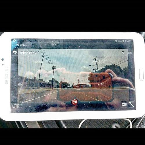 Go pro tablet preview Gopro Goprooftheday Samsung Galaxy Tablet Tab3