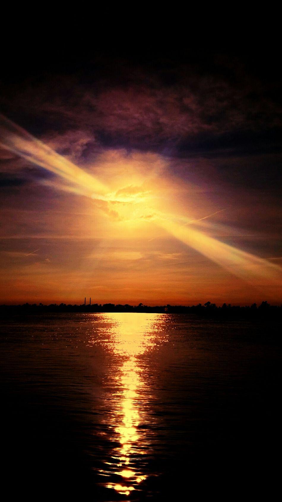 Camera360effect Sunset Amherstburg