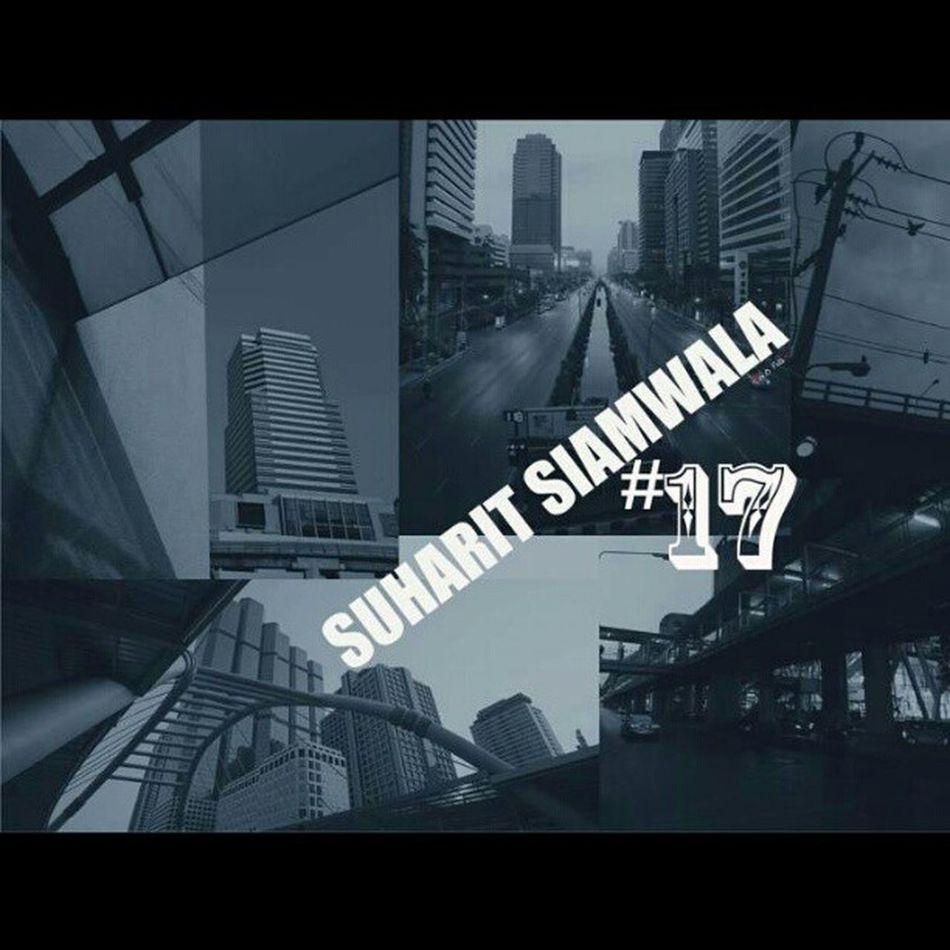 Bangkok must change ! Vote Suharit Siamwala 17 @suharit Suharit Runbkk Change bkk
