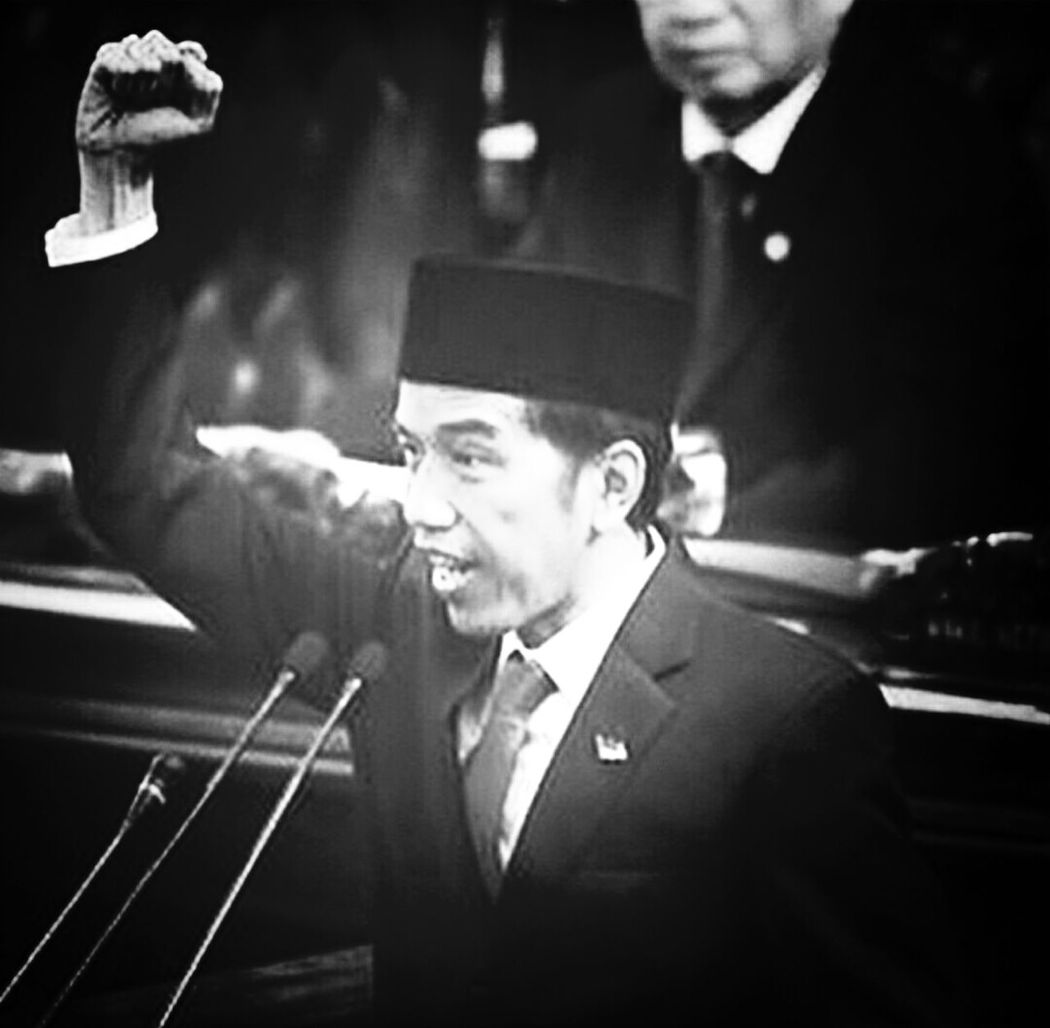 Presidential Inauguration PresidenRI Jokowipresiden