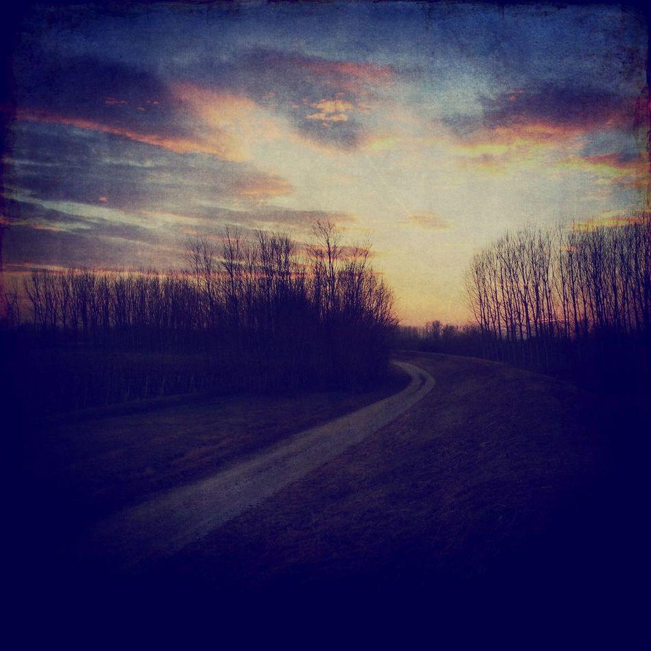 Taking Photos Landscape Colors Sunrise