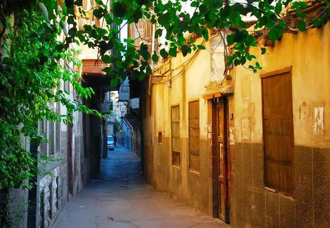 Miss you home. Old city of Damascus by 6am Cityscapes EyeEm Best Shots Middle East Good_morning