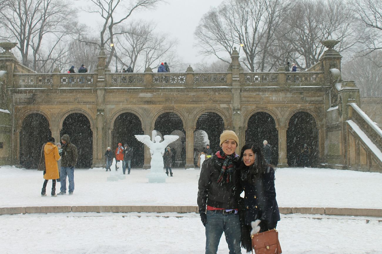 My best friend and true love for life Ride Or Die Love NYC Bethesda Park Central Park