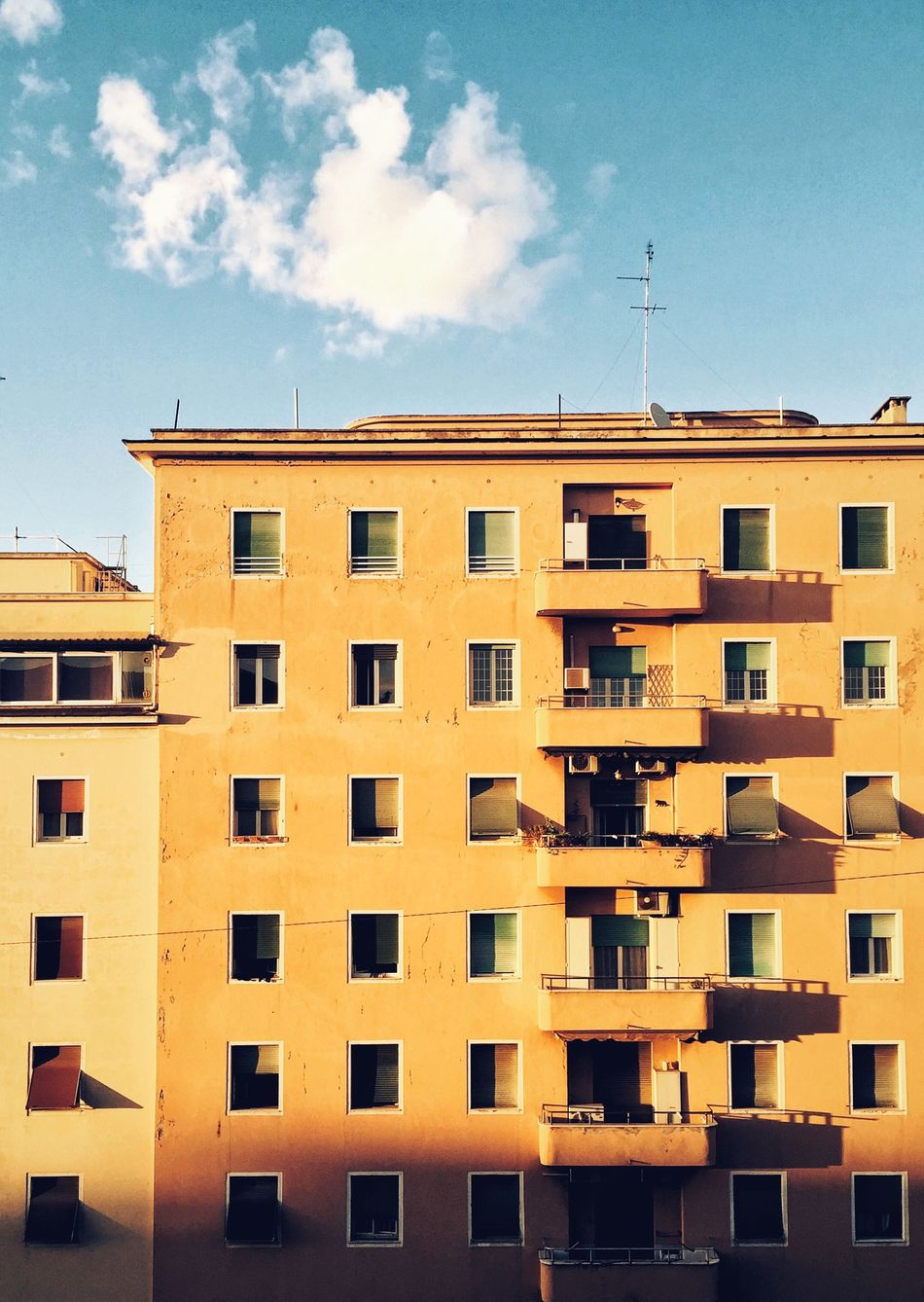 Beautiful stock photos of rome, Architecture, Balcony, Building, Building Exterior