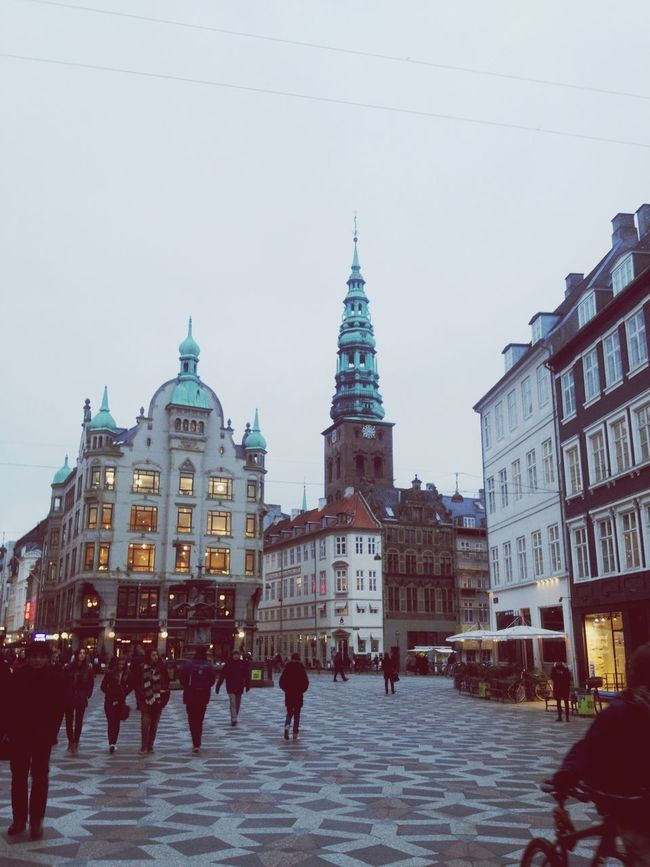 Copenhagen Winther Hjemstavn Love