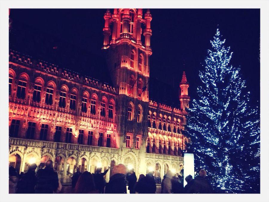 Bruxelles Brüssel Grand_Place