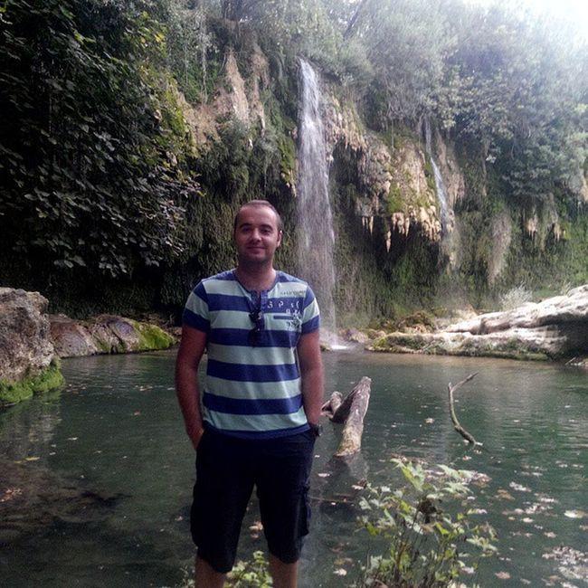 Kursunlu şelalesi Antalya